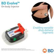 BD Evolve™ On-body Injector - Enabling variable drug delivery regimens