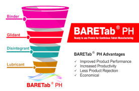 BARETab® PH - The All-in-one Excipient for Oral Solid Dosage Forms