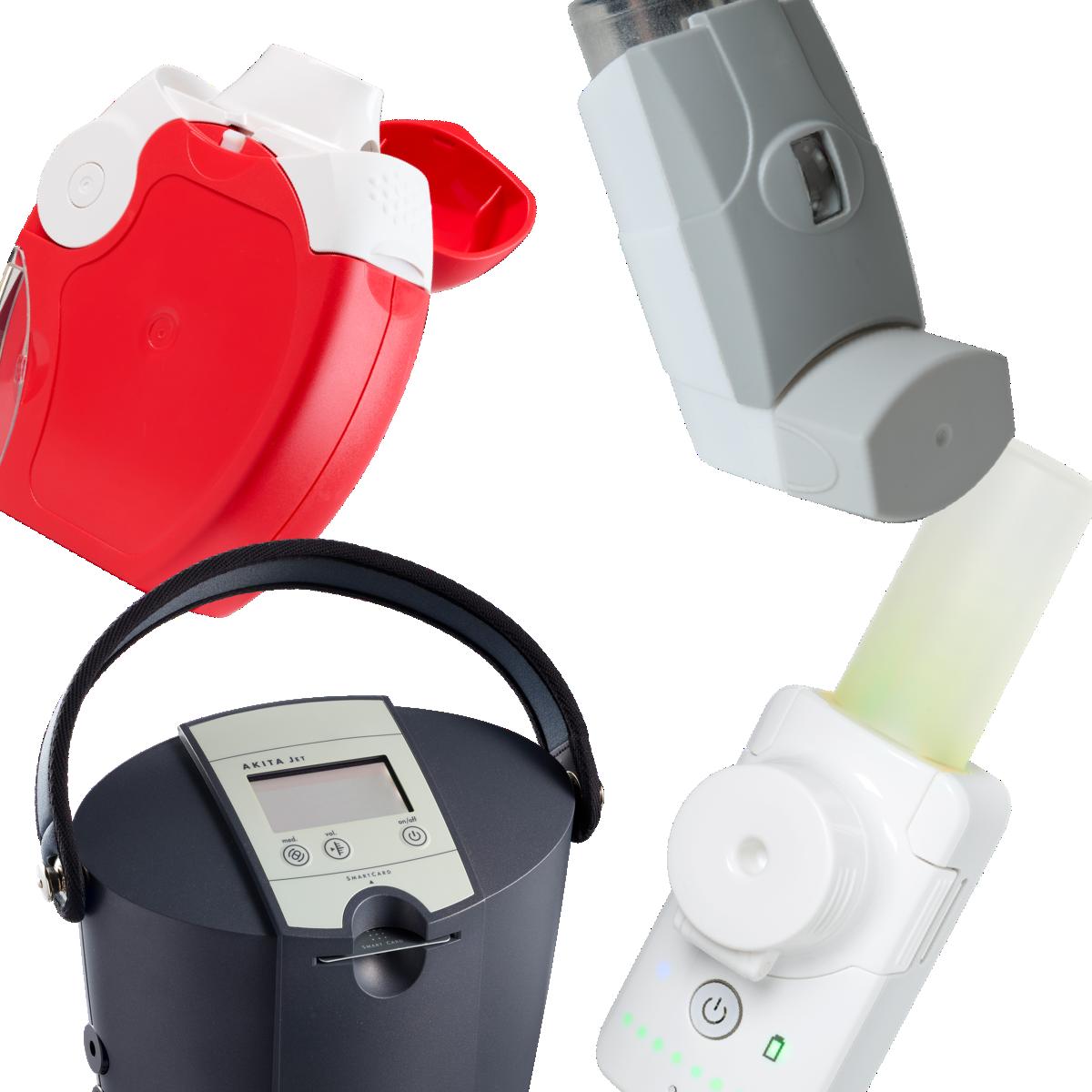 Inhalation Device Platforms