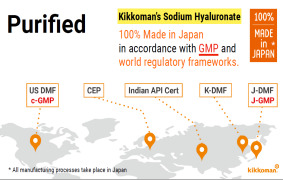 100% made in Japan & meet GMP and world wide regulatory frameworks