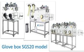 GLOVE BOX SGS  model