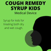 COUGH REMEDY SYRUP KIDS - medical device