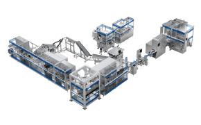Pre-Filled Syringe(PFS) Packaging Production Line