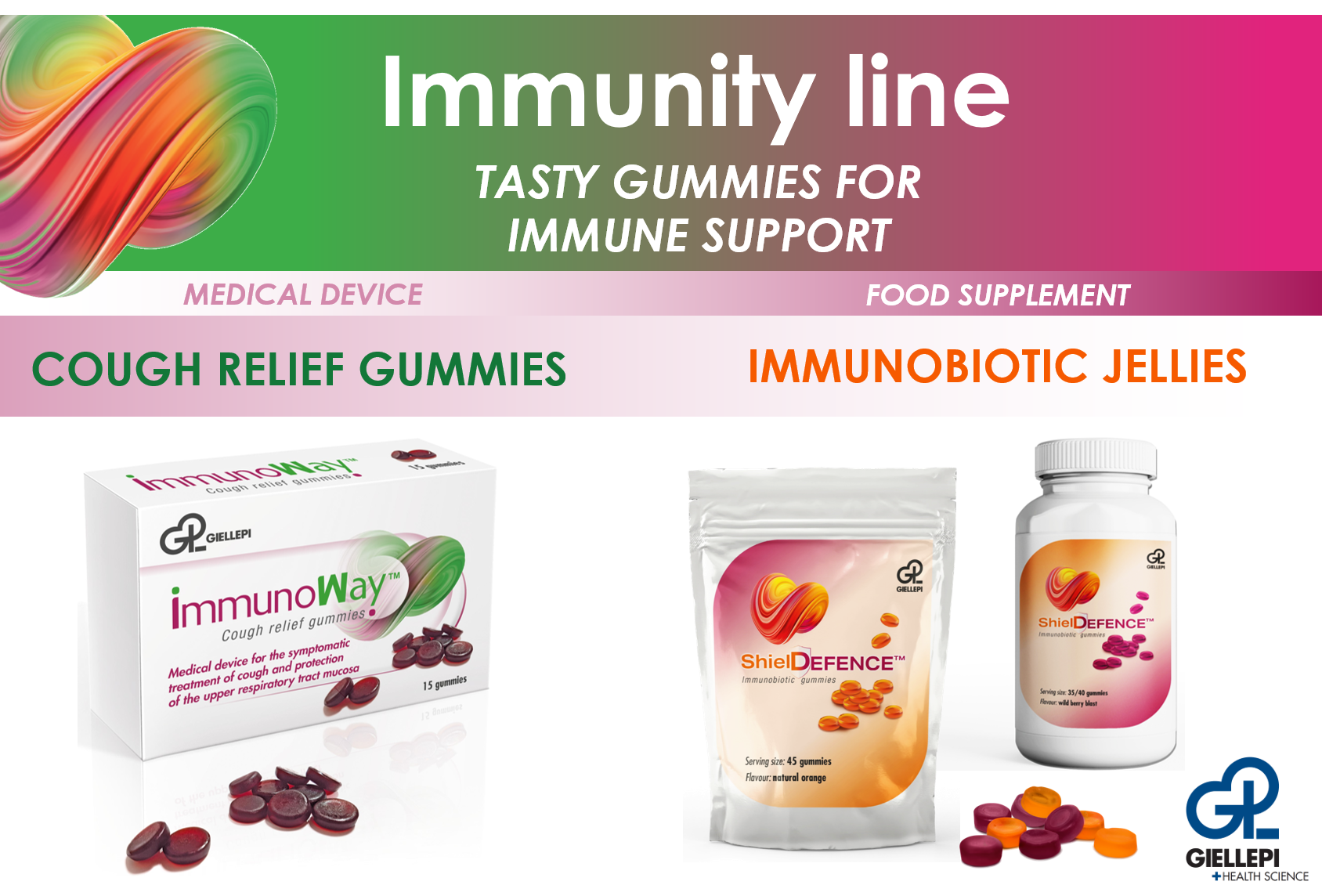IMMUNE SUPPORT PRODUCTS