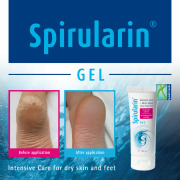 Spirularin Gel for dry and sensitive skin