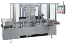 Ampoules Filling and Sealing - RSF Series