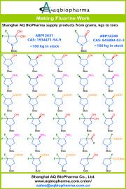 Fluorinated Pyrrolidines