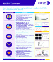 August Bioservices - Comprehensive Research and Discovery Services, from Protein Expression to in vivo testing