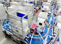 Precision manufacturing in the life science sector