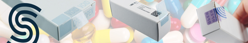 FMD compliant seals for pharma industry