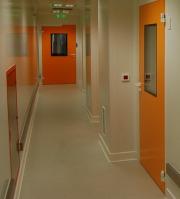 4.0 CLEANROOM AIRLOCKS and DOORS INTERLOCK SYSTEMS