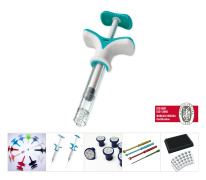 Medical Devices for various medical procedure (HA injection syringes accessories, Blood analysis, surgical tool, orthopedics...)