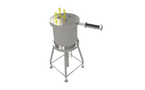 PWD pilot filter/dryer