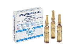 METOCLOPRAMIDE S.A.L.F. 10mg/2ml