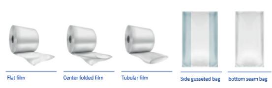 PEKUWhite - Cleanroom packaging - PE bags / films / tubes