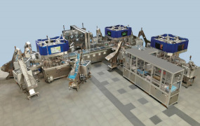 High Speed Insulin Injection Pen Assembly Line