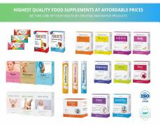 Food supplements&Denti-Pop
