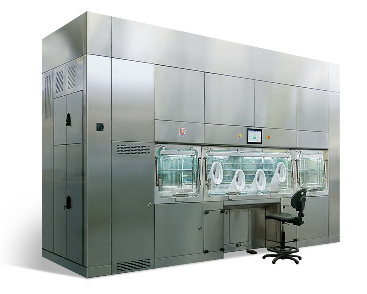 Modular Sterility Testing Isolator