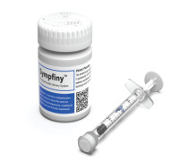 Sympfiny®: Delivery device for multiparticulate drugs