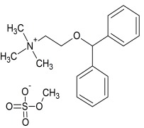Diphenhydramine methyl sulfate