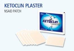 Ketoclin Plaster