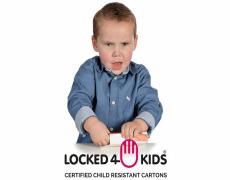 Locked4Kids Child Resistant Packaging