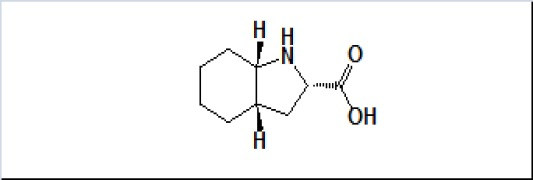 (2S,3AS,7AS)-2-carboxyoctahydroindole