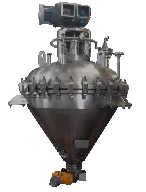 Conical Helix Vacuum Dryer