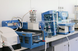 Dissolution Testing  -  R&D services