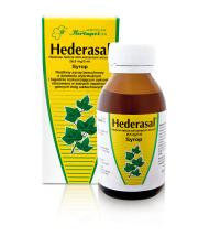 Hederasal® syrup, OTC drug