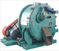 Automatic horizontal scraper centrifuge
