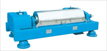 horizontal  screw discharge sedimentation centrifuge