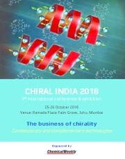 Conference on Chiral Technology