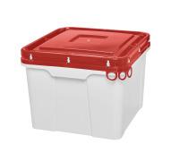 25L UN SquarePack HDPE container