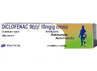 Diclofenac Mcc 10mg/G Crema