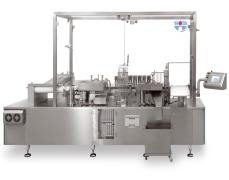 Machines For Filling Ampoules And Glass Or Plastic Vials