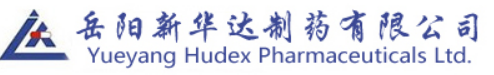 Yueyang Hudex Pharmaceuticals Ltd