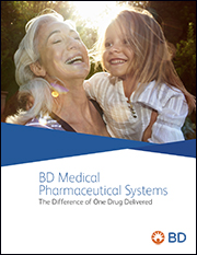 The Difference of One Drug Delivered - Portfolio Brochure