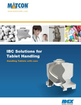 IBC Solutions for Tablet Handling