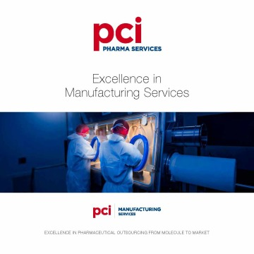 PCI Manufacturing Services Brochure