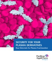 Security for Your Plasma Derivatives