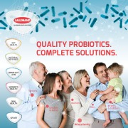 Lallemand Health Solutions - Quality Probiotics, Complete Solutions.