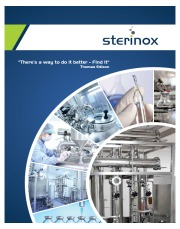 About Sterinox Systems