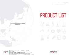 Ildong Pharmaceutical product list