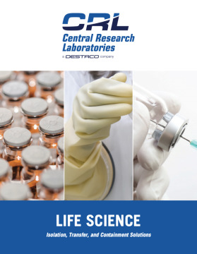 CRL Life Science brochure