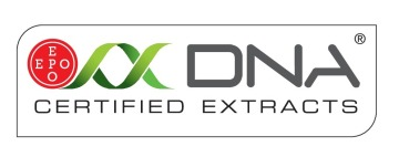 DNA certified botanical extracts