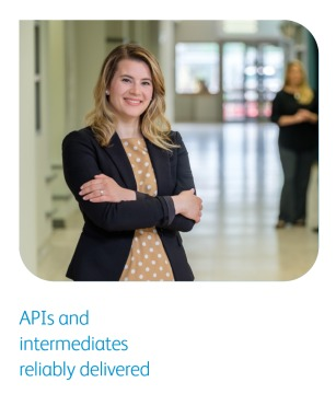 Pfizer CentreOne Contract Manufacturing - APIs & Intermediates