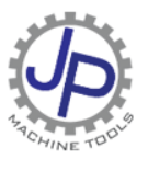 J.P. Machine Tools